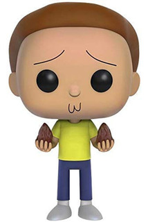 Funko Pop 113 Morty - Rick And Morty