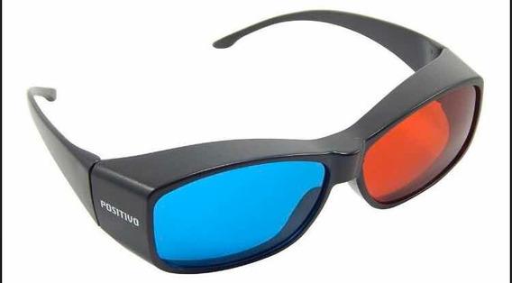 Óculos 3d Positivo Original