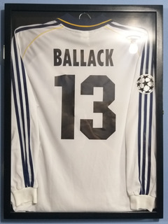 Bayer Leverkusen Visita 2002 Champions League #13 Ballack