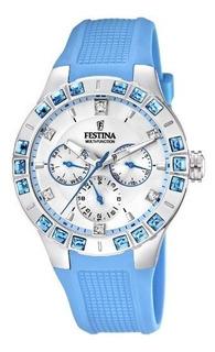Reloj Dama Festina F16559.2 Agente Oficial Envio Gratis M