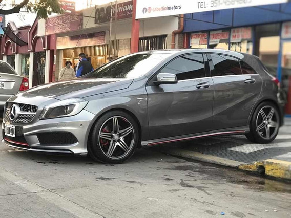 Mercedes-benz Clase A 2.0 A 250 At Sport B.efficiency 2013