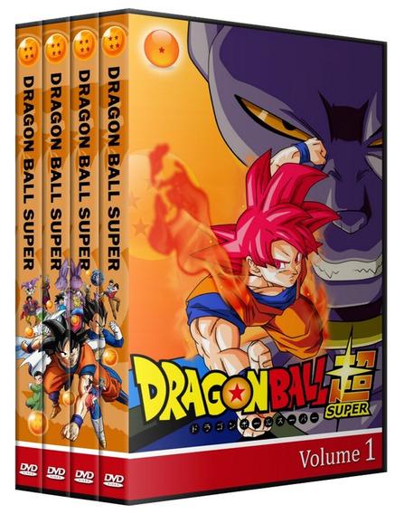 Dragon Ball Super - Dublado Do Brasil [ Completo ]