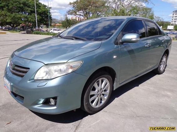Toyota Corolla Gli Automático 1.8
