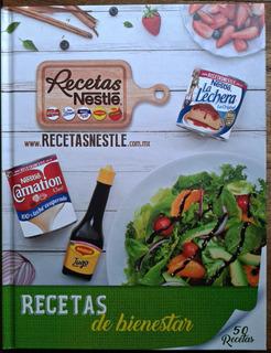 Recetario De Bienestar Nestlé 50 Recetas
