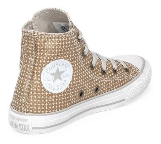 Zapatillas Converse All Star Hi Shine Kids- Sagat Deportes