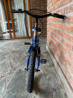 Bicicleta Liberty Rodado 16 Madagascar