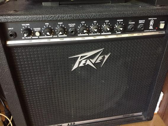 Amplificador De Guitarra Peavey Audition 110