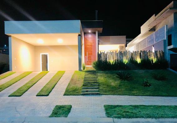 Excelente Casa Térrea 3 Stes Condomínio Z.sul X Imóvel