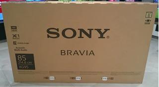 Televisor Sony Bravia Kd-85xg9505 Hdr 85 Smart 4k Envio Gra