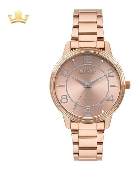 Relógio Condor Feminino Co2035mpo/4j Com Nf
