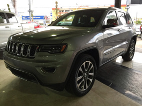 Jeep Grand Cherokee 3.6 Limited Lujo 4x2 Aut 2018