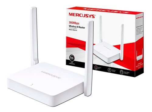 Router Inalambrico Wifi Mercusys Mw301r 300mb  Access Point