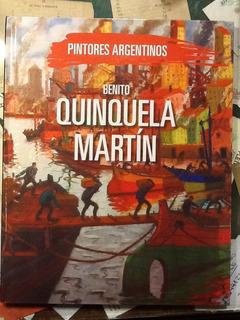 Pintores Argentinos. Benito Quinquela Martín