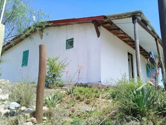 Vendo Casa Con Terreno En Zona Turística En San Luis