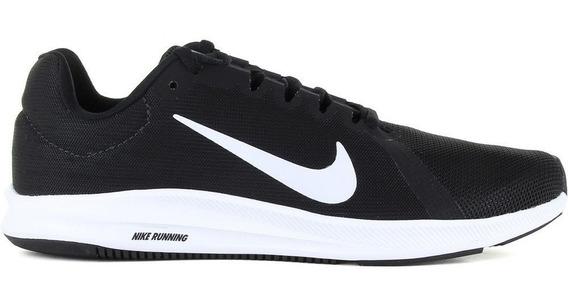 Tenis Deportivo Hombre Nike Downshifter 8 Negro 001 Original