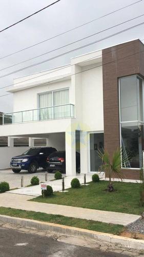Casa Com 3 Dormitórios À Venda, 350 M² Por R$ 1.490.000,00 - Condomínio Residencial Shamballa Ii - Atibaia/sp - Ca0996