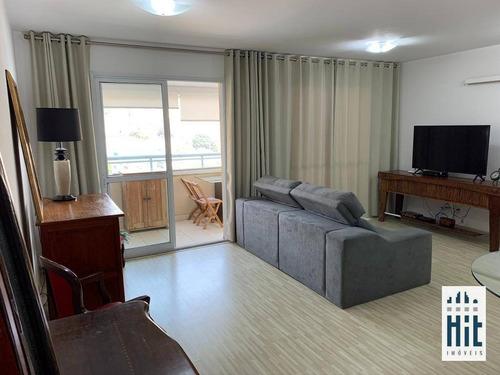 Apartamento À Venda, 98 M² Por R$ 850.000,00 - Cambuci - São Paulo/sp - Ap3805