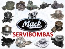 Reparación De Bombas De Agua Automotrices Mack Guatemala