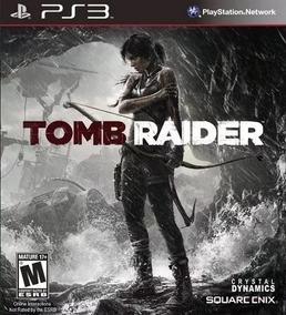 Tomb Raider Ps3 Psn Digital Envio Na Hora!!!