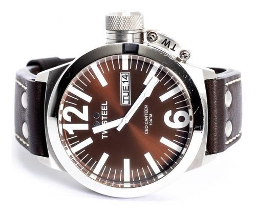 Liquidação - Relógio Tw Steel Canteen - 45mm