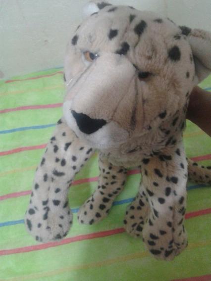 Leopardo/onça De Pelúcia