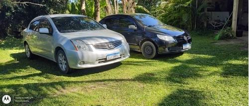 Nissan Sentra 2010 2.0 S Flex Aut. 4p