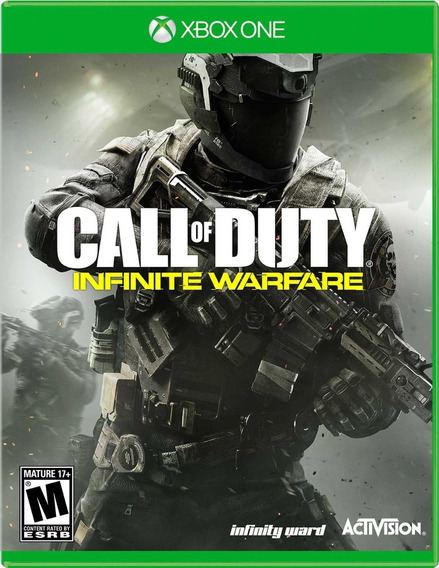 Call Of Duty Infinite Warfare Xbox One Nuevo