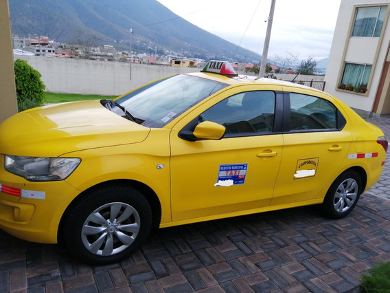 Taxi Legal Citroen Motor 1600 Vidrios Electricos