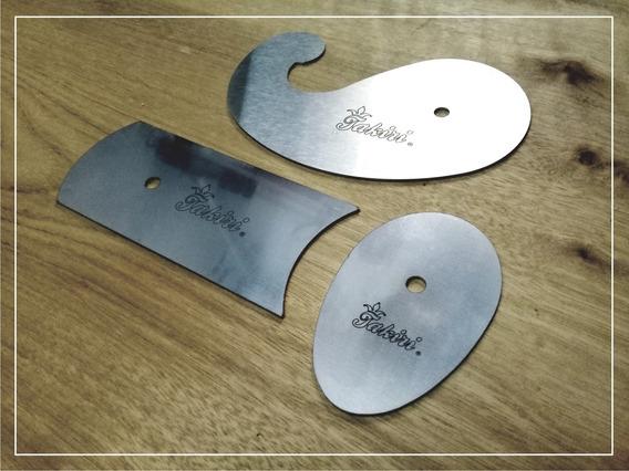 Super Scraper (rasqueta) - No Stewmac Luthier