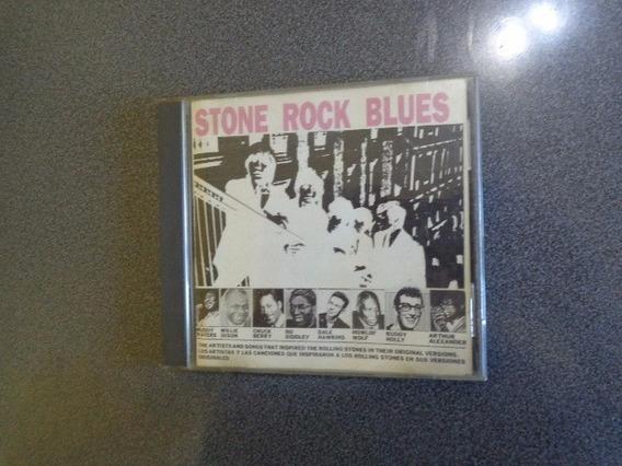 Stone Rock Blues Versiones Originales Autores Varios Usado.
