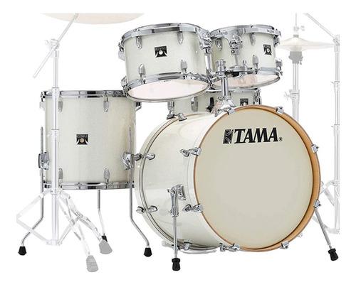 Bateria Tama Superstar Ck50rs Vintage White 20