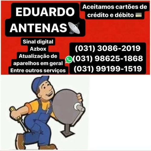 Imagem 1 de 1 de Estalador De Antenas