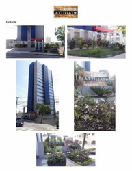 Sala Comercial Em Condomínio No Bairro Vila Bastos - 8127