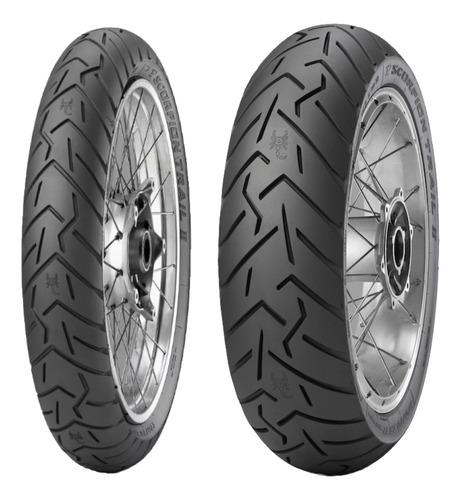 Par Pneu Moto Bmw R 1200gs 120/70-19 170/60-17 Pirelli