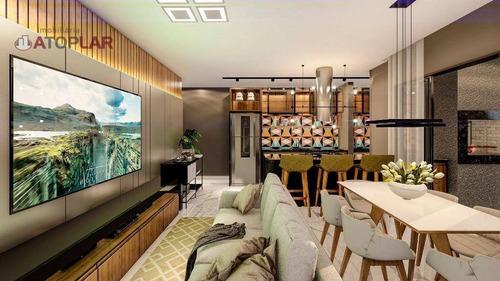 Apartamento À Venda, 81 M² Por R$ 547.000,00 - Barra - Balneário Camboriú/sc - Ap2346