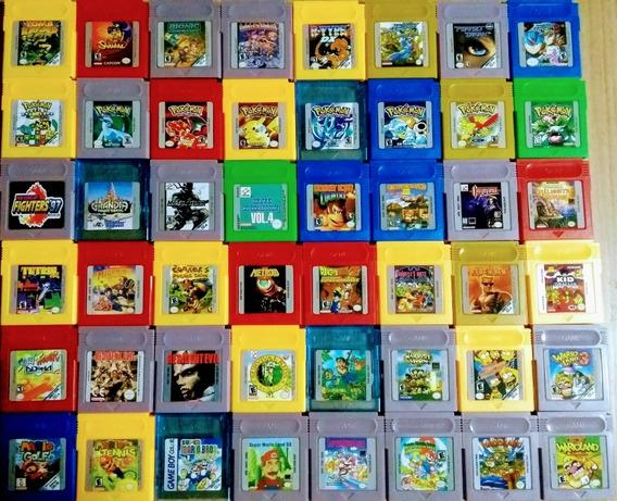 Jogos Gameboy Advance Valor Unitario! Pokemon, Castlevania