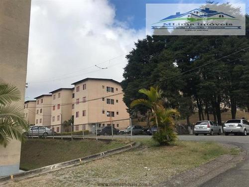 Imagem 1 de 28 de Apartamentos À Venda  Em Mairiporã/sp - Compre O Seu Apartamentos Aqui! - 1477216