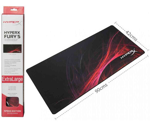 Padmouse Profesional Hyperx Fury S - Speed Edition Xlarge