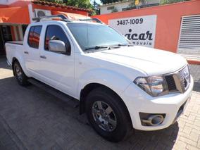Nissan Frontier Sv Attack Cd 4x2 2.5 Tb Diesel 2014