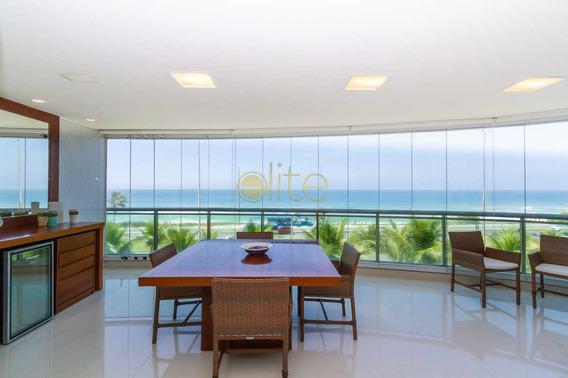 Apartamento 4 Quartos À Venda Frontal Praia Barra Da Tijuca Rj - Ebap40123
