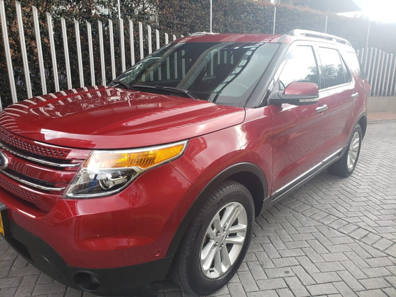 Ford Explorer Limited At 3500cc 4x4 35000 Km 7 Psj