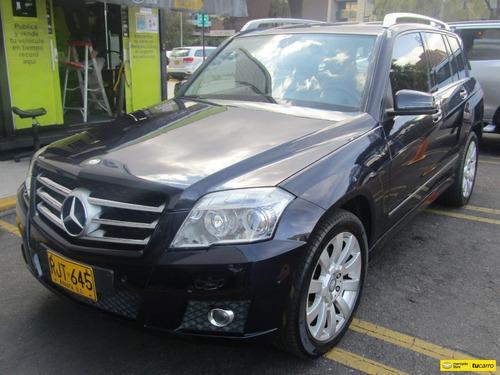 Mercedes-benz Clase Glk 3.0 4matic