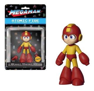 Funko Action Figure: Mega Man (leaf Shield) Chase