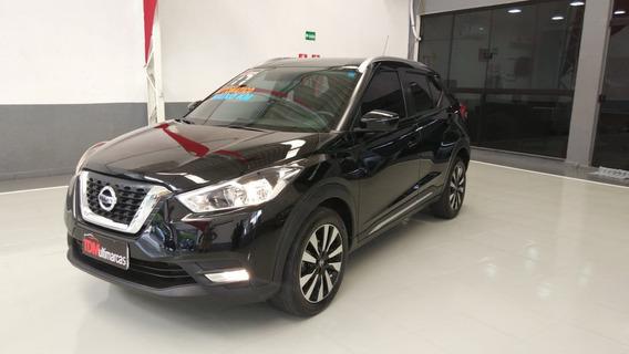 Nissan Kicks Sl Cvt 2017