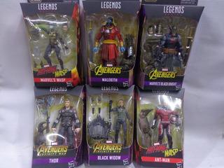 Marvel Legends Serie Completa Cull Obsidian