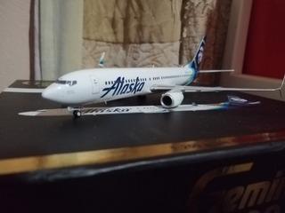 Avión Boeing 737-900 Alaska, Escala 1:200