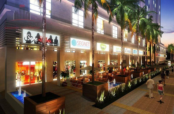 Sala Comercial Para Venda E Locação, Royal Park, São José Dos Campos. - Sa0181