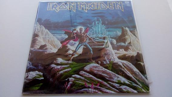 Iron Maiden - Lp Disco Vinil - Phantom Of The Opera