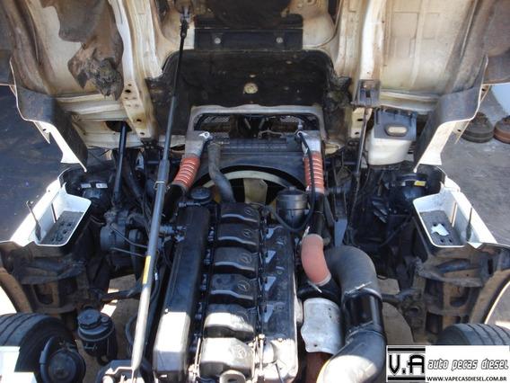 Adaptação De Motor Om457 Axor Em Constelation 19370 25370