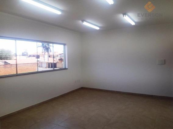 Sala Comercial Para Locação No Jardim América - Sa0080